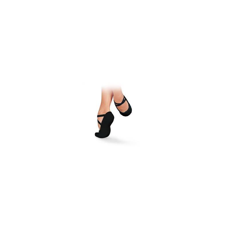 Demi-pointes Sansha Pro 1C noir