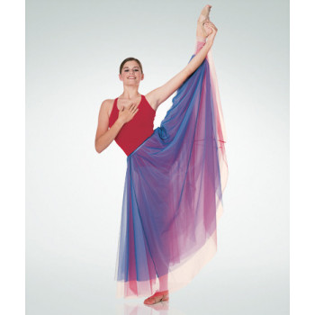 Jupe voile Body Wrappers 538