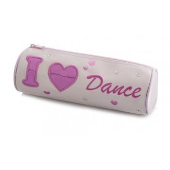 """Trousse d'école Katz """"I love dance"""""""