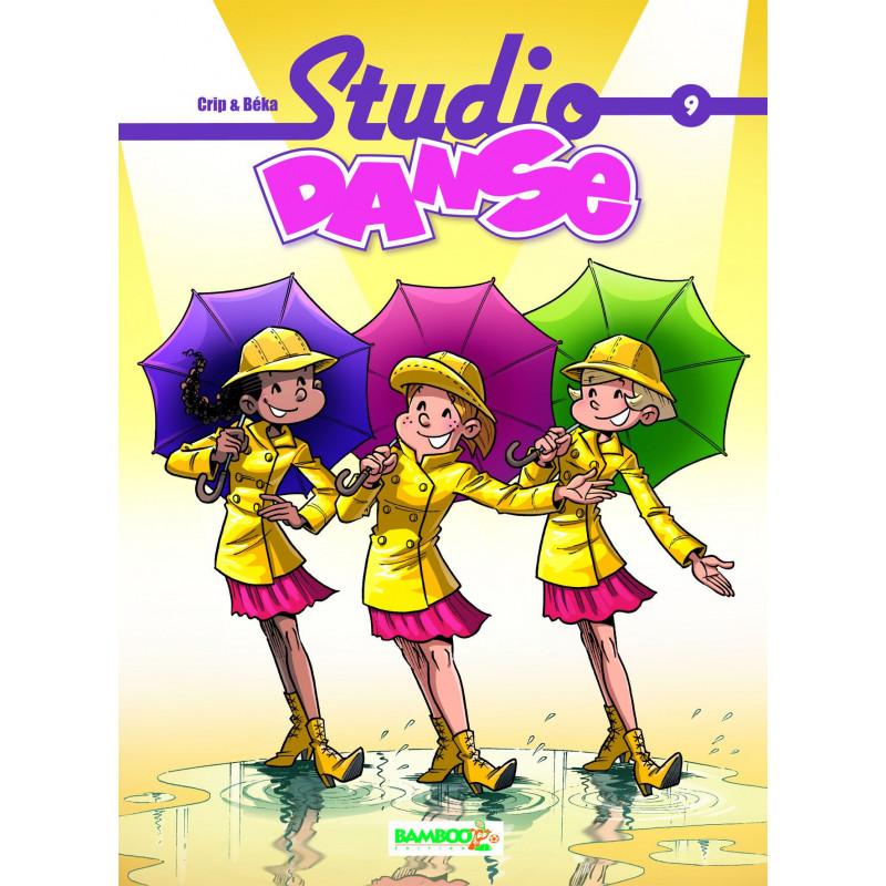 Bande dessinée Studio Danse tome 9