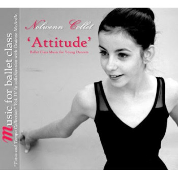 "CD Nolwenn Collet ""Attitude"""