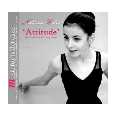 """CD Nolwenn Collet """"Attitude"""""""