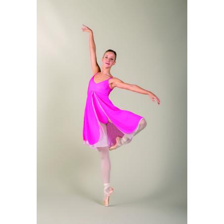 Robe Ballet Rosa Patricia azalée/rose