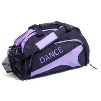 "Sac Katz ""dance"" noir/violet"