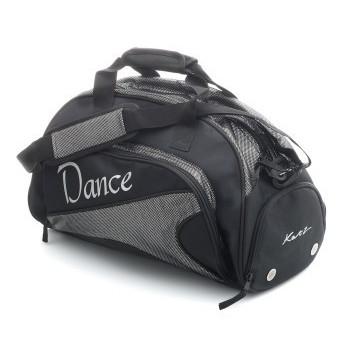 "Sac Katz ""dance"" noir/gris"