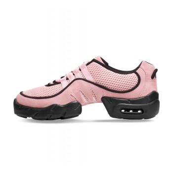Sneakers Bloch Boost rose/noir