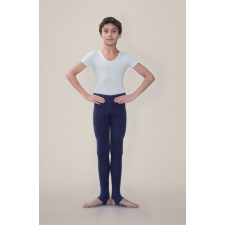 Léotard Ballet Rosa Yuri blanc