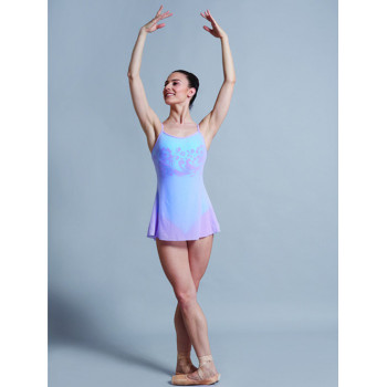 Tunique Ballet Rosa Madelene parme