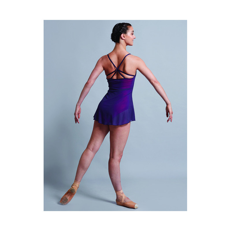 Tunique Ballet Rosa Madelene prune