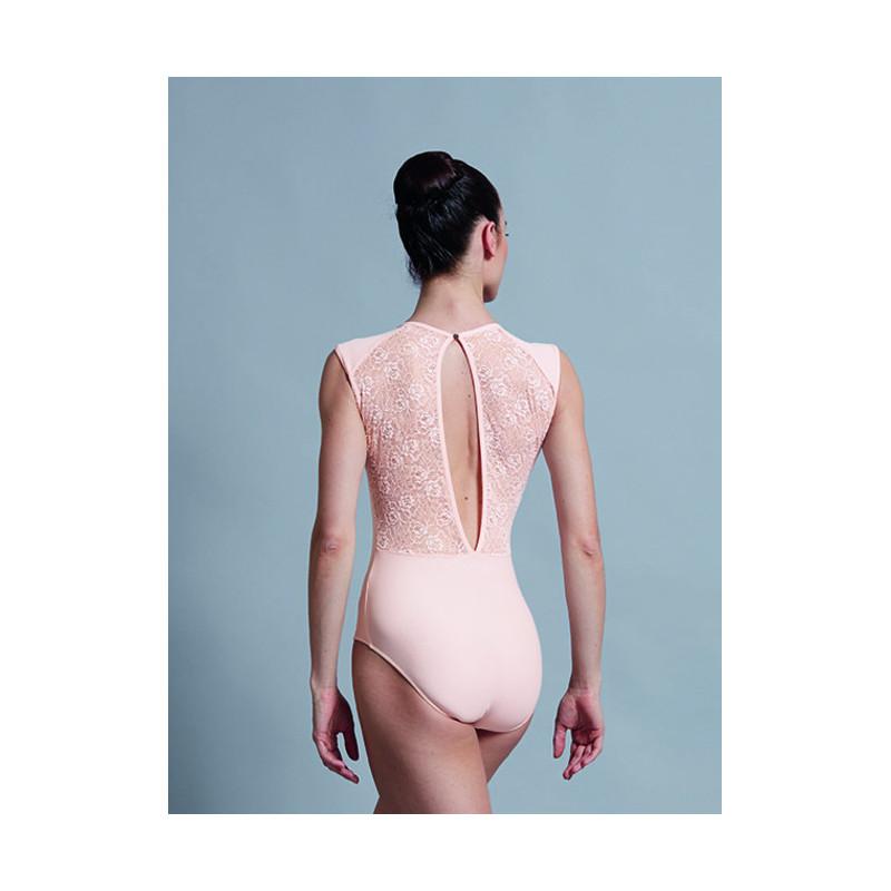 Justaucorps Ballet Rosa Rita poudré