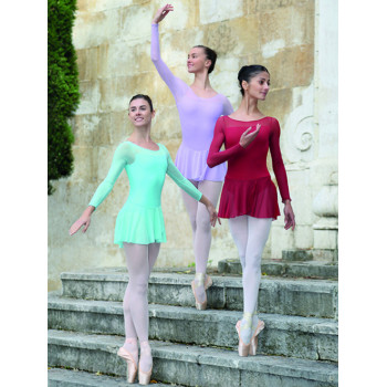 Tuniques Ballet Rosa Francesca