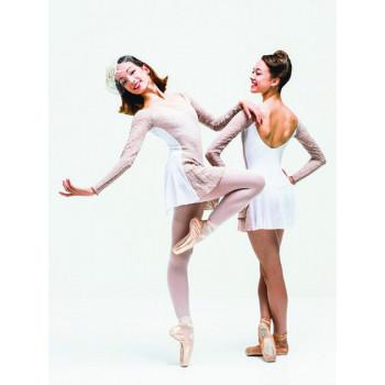 Tunique Ballet Rosa Margaux blanc/beige