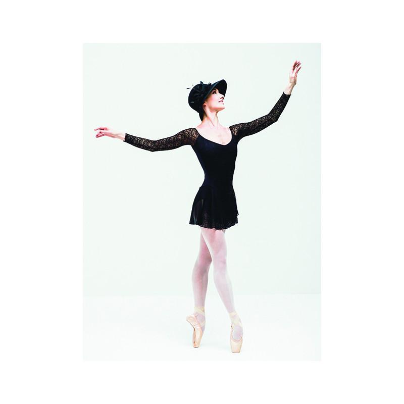 Tunique Ballet Rosa Margaux noir
