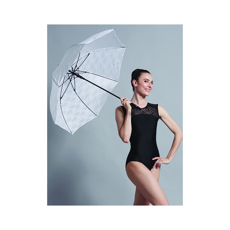 Justaucorps Ballet Rosa Rita noir