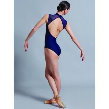 Justaucorps Ballet Rosa Anita marine