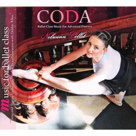 """CD Nolwenn Collet """"Coda"""""""