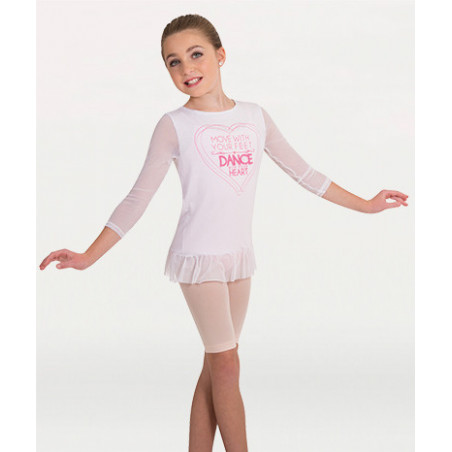 Tee-shirt enfant Body Wrappers 3332
