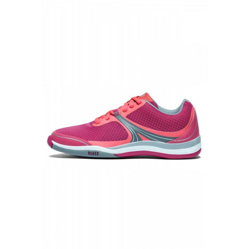 Sneakers Bloch Element rose
