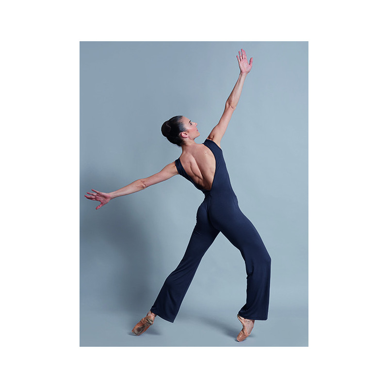 Combinaison Ballet Rosa Yume nuit