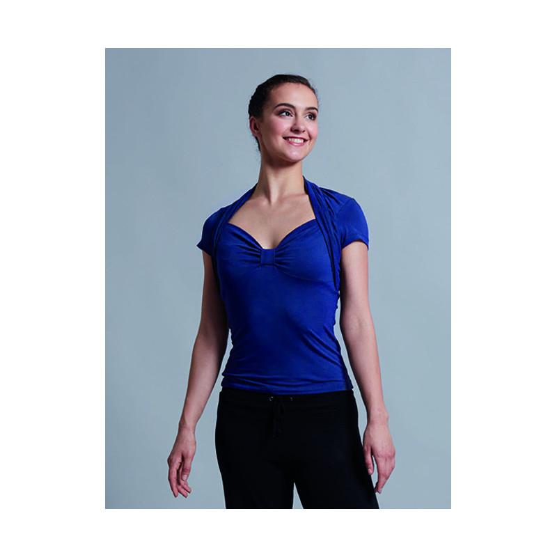 Top Ballet Rosa Momo prusse