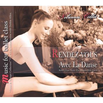 """CD Nolwenn Collet """"Rendez-vous avec la danse"""""""