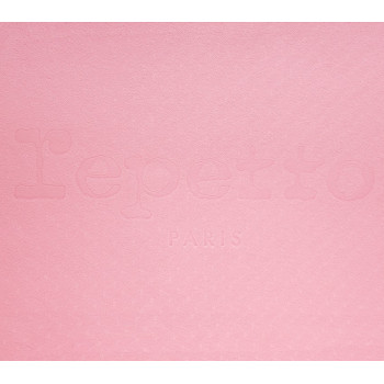 Tapis de sol Repetto rose/gris