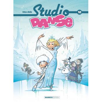 Bande dessinée Studio Danse tome 10