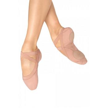 Demi-pointes Bloch Pro Elastic, mettez en valeur votre cou-de-pied