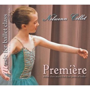 """CD Nolwenn Collet """"Première"""""""