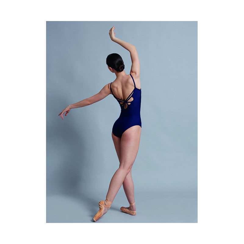 Justaucorps Ballet Rosa Aura marine