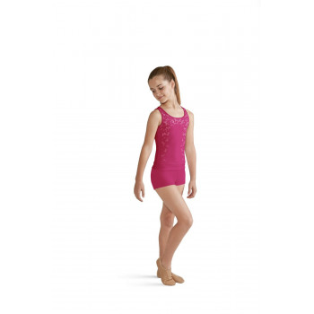 Top enfant Bloch Delilah fushia