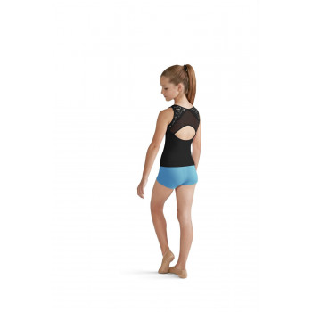 Short enfant Bloch Karla turquoise