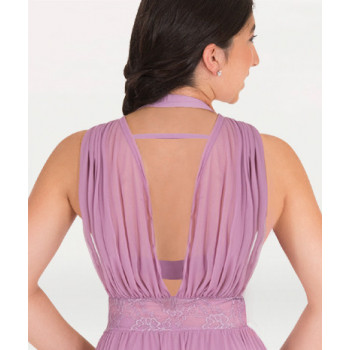 Robe voile Body Wrappers LC220 mauve