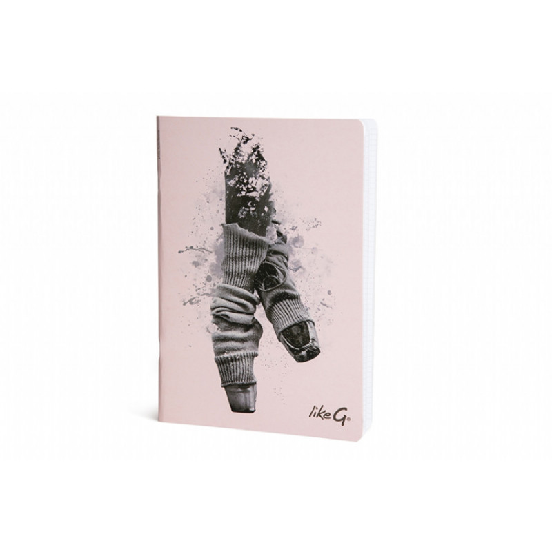 Cahier A4 Like G jambières