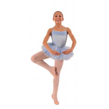 Tutu enfant Bloch Desdemona, une adroable tunique pour mini danseuse