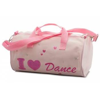 "Sac de danse Katz ""I love dance"""