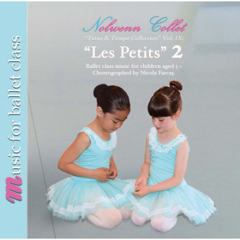 "CD Nolwenn Collet ""Les Petits 2"""
