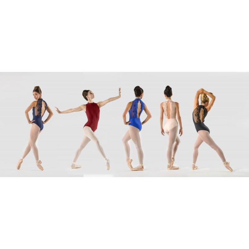Justaucorps Ballet Rosa Amélie