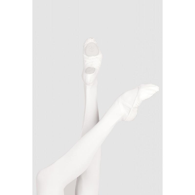 Demi-pointes Wear Moi Vesta blanc