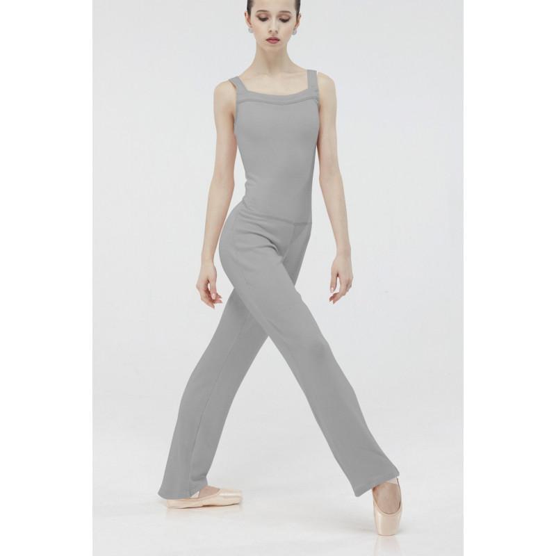 Combinaison d'échauffement Wear Moi Calou gris