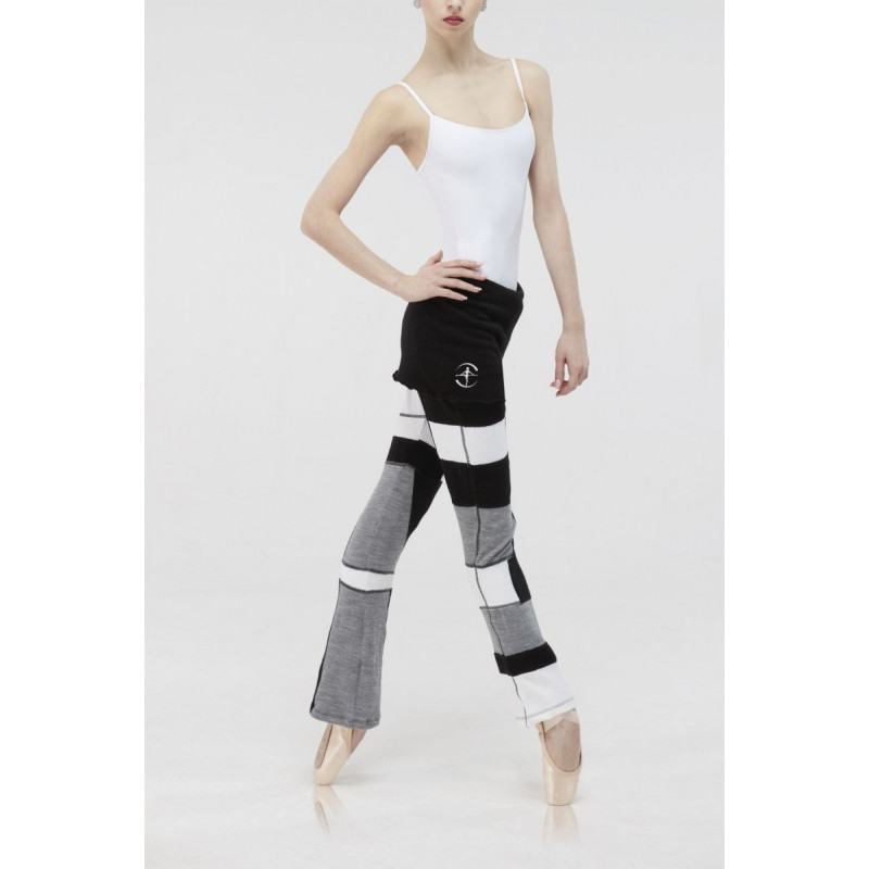 Pantalon Wear Moi Syrma black/grey/white
