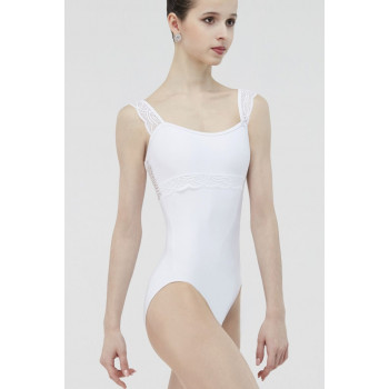 Justaucorps Wear Moi Erine blanc