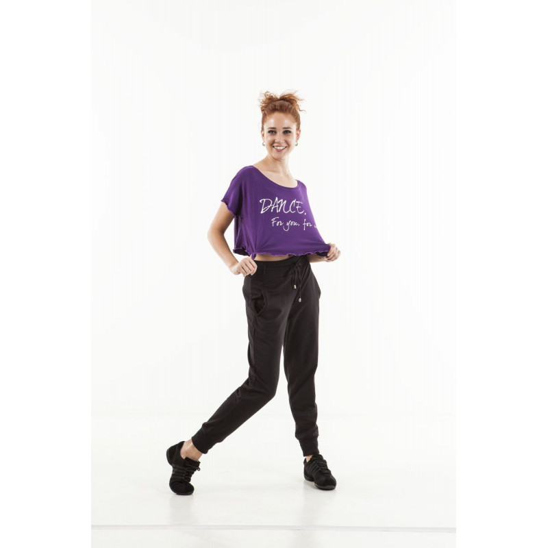 Tee-shirt Skazz SK1625 violet