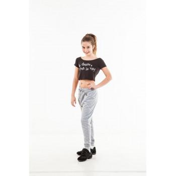 Tee-shirt enfant Skazz SKY1633 noir