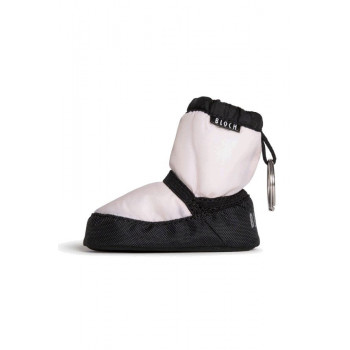 Porte-clé Bloch booties rose