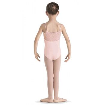 Justaucorps enfant Mirella M343 rose