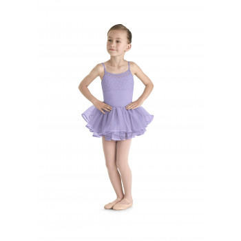 Justaucorps enfant Mirella M343 lilas