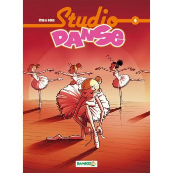 Studio danse tome 4