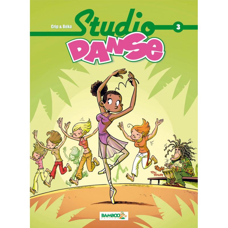 Studio danse tome 3