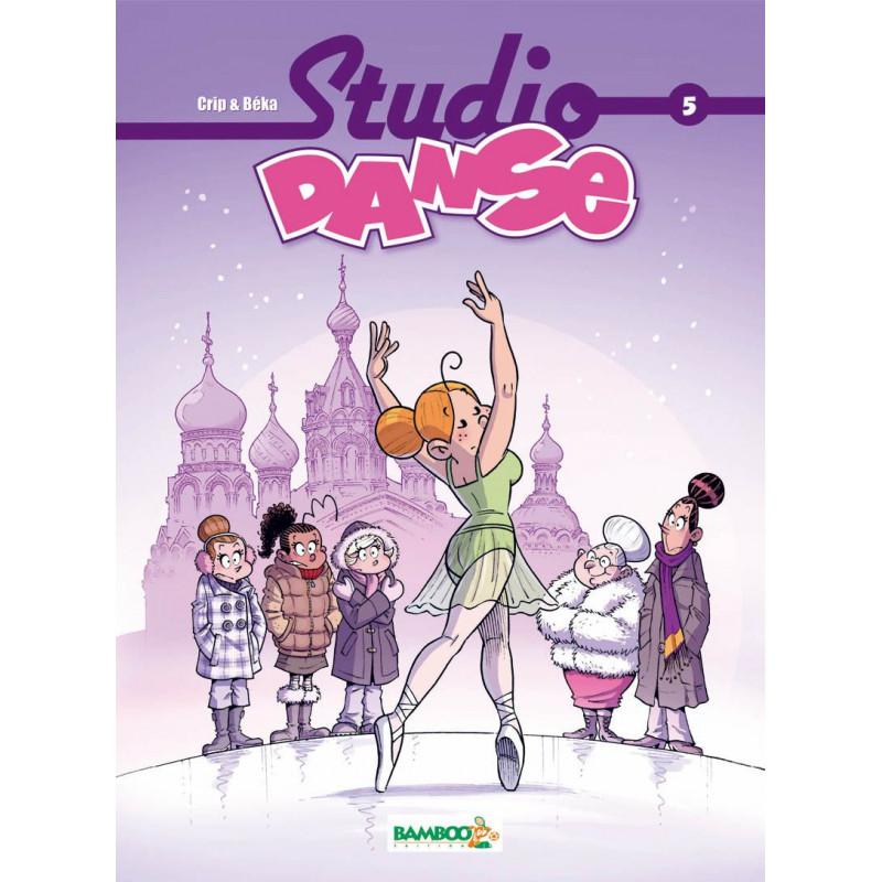 Studio danse tome 5